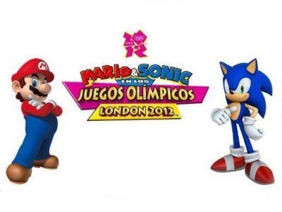 Publicidad Mario & Sonic Londres 2012